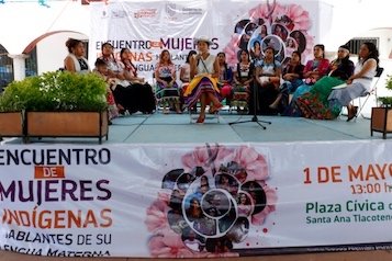 Resultado de imagen para Realizan primer encuentro de mujeres indígenas en Milpa Alta