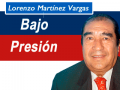 Bajo PRESIN 19 mayo 2013