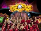"El Circo Ringling Bros. and Barnum & Bailey presenta ""Dragons"""